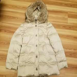 GUC Coach down coat, size small